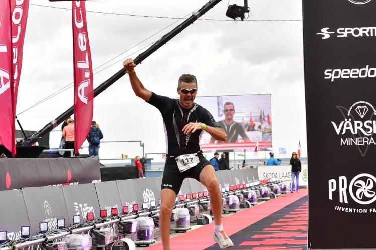 Clujeanul Marius Cîmpean s-a calificat la Campionatul Mondial de Triatlon, Ironman 70.3 din St. George, Utah