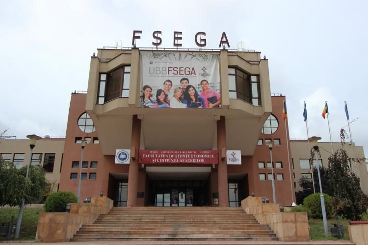 Cursurile FSEGA Cluj se vor derula online, iar campusul va rămâne închis
