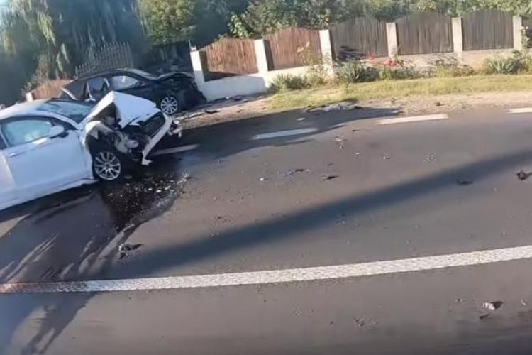 Anchetă a accidentului în care a fost implicată mașina ministrului Transporturilor, Lucian Bode. Mașina mergea pe contrasens - VIDEO