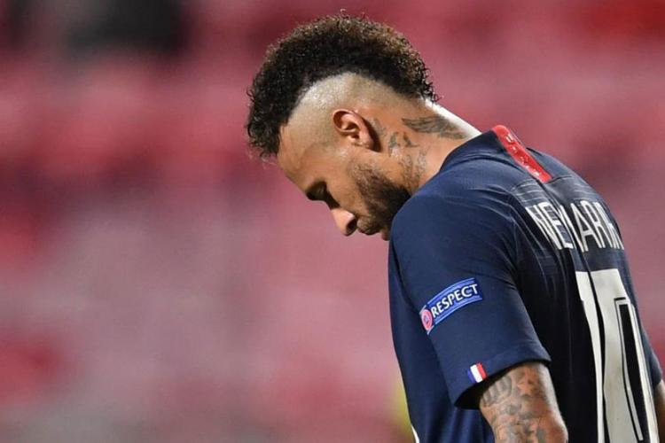 Neymar, diagnosticat cu COVID-19