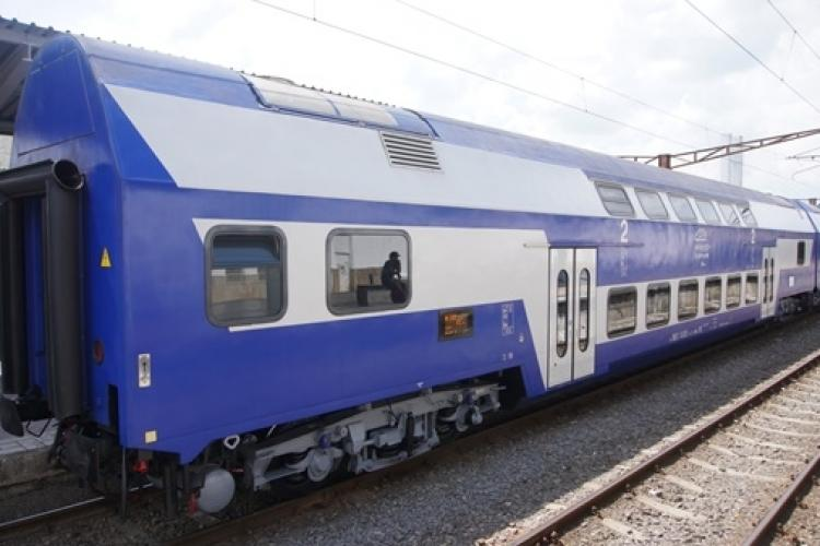 Trenurile pentru transportul elevilor se repun în circulație