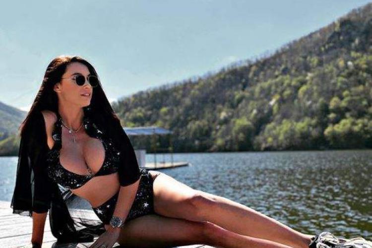 O avocată sexy din Cluj face furori printre fotbaliști - FOTO
