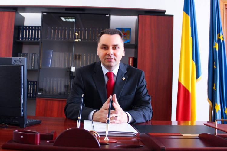 Senatorul Vasile-Cristian Lungu, candidat la Președinția Consiliului Județean Cluj