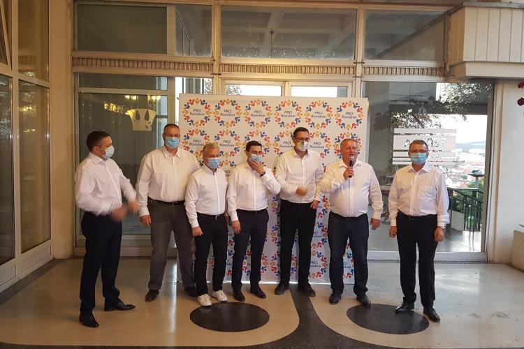 Victor Ponta la Cluj: Îi susțin pe Remus Lăpușan și Dan Codrean. Nu aș fi organizat acum alegeri, ci aș fi deschis școlile așa cum trebuie - VIDEO (P)