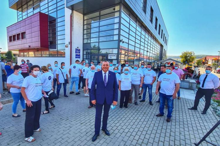 Horia Șulea și-a depus candidatura la funcția de primar al Floreștiului