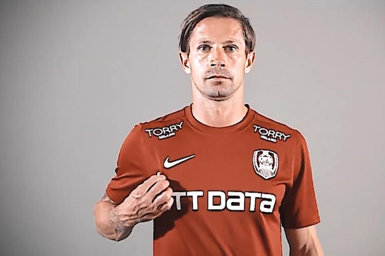 CFR Cluj a dat lovitura. A semnat cu Nike - VIDEO