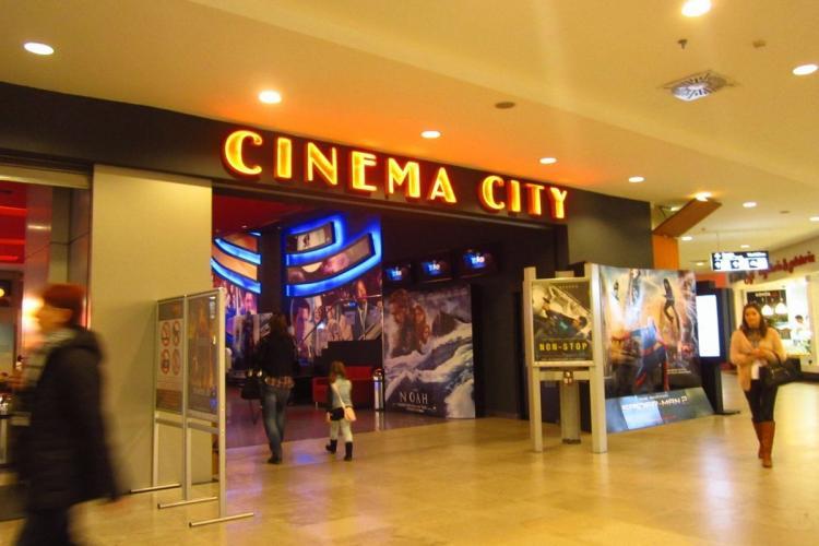 Se redeschide Cinema City din cadrul Iulius Mall Cluj. Purtarea măștii este obligatorie
