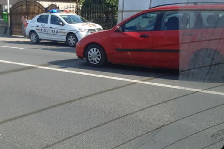 Accident în Florești! Au fost implicate trei autoturisme