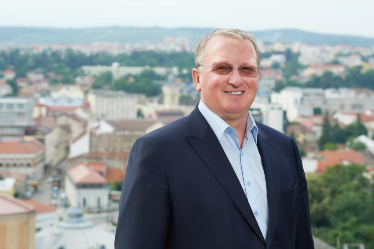 """Remus Lăpușan: """"Fără producătorul local, economia sănătoasă e o iluzie"""" (P)"""