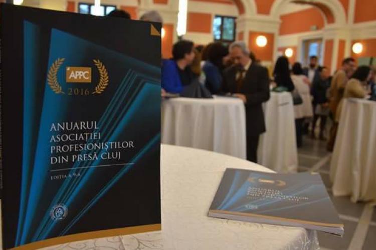 15 ani de APPC. Gala Presei Clujene 2020 are loc în 12 noiembrie, când se premiază cele mai bune articole
