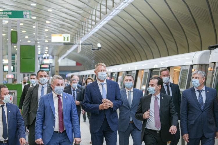 Fost ministru al Lucrărilor Publice: Ne lăudăm cu 7 km de metrou, dar Carol I făcea 100 km de cale ferată pe an