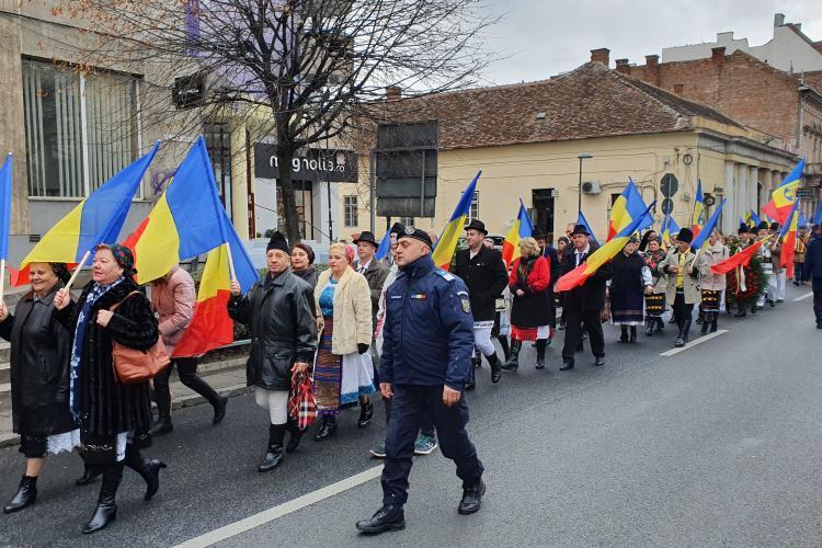 Cluj: Marșul Recunoștinței, omagiu adus armatei române, eliberatoare a Clujului, are loc în 11 octombrie - FOTO