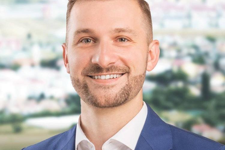 Bogdan Pivariu este noul primar din Florești