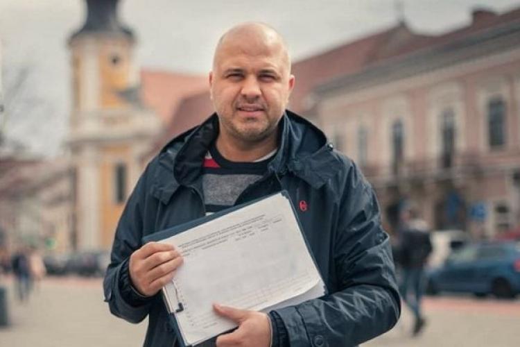 Emanuel Ungureanu pleacă din USR Cluj: Unii au spus să nu-l concurăm pe Boc, dar alții îi dădeau LIKE. De mine au zis că sunt om vechi