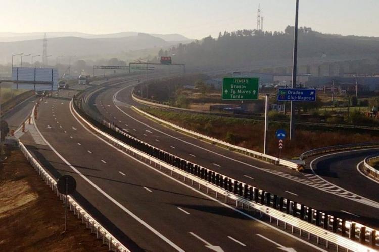 Săptămâna viitoare va fi semnat contractul pentru tronsonul de autostradă de la Nădășelu - Mihăiești - Zimbor