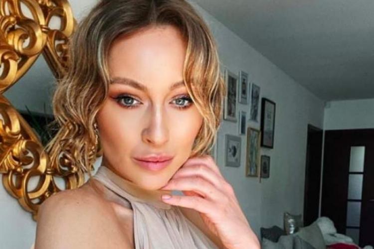 Frumoasa bloggerita Ioana Chișiu, iubire pasionala cu un om de afaceri clujean - FOTO