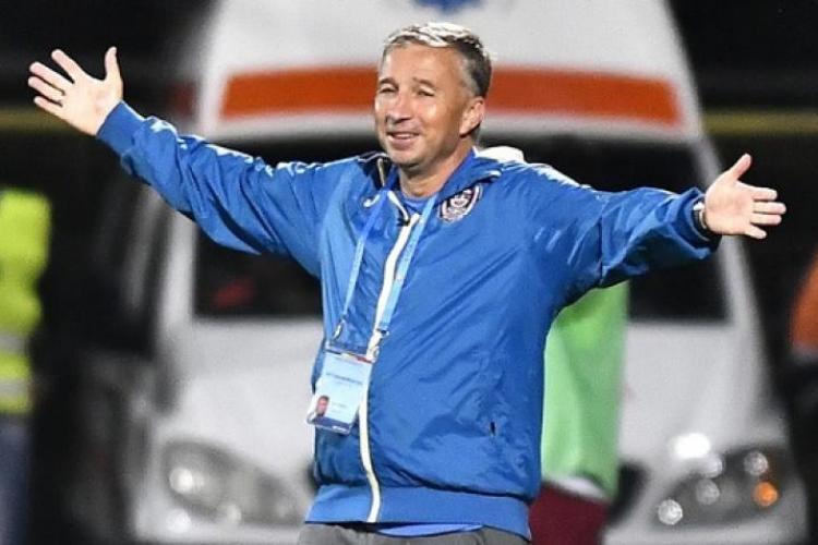 Ce adversare vrea Dan Petrescu pentru CFR Cluj în grupele Europa League