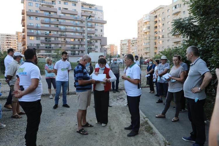 Construcții abuzive în Cluj, Boc râmăne indiferent! (P)