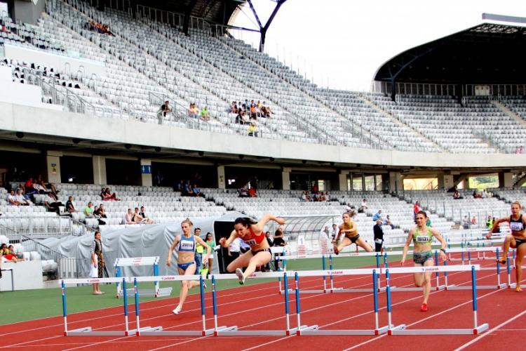 Campionatul Balcanic de Atletism pentru seniori, pentru prima dată la Cluj-Napoca