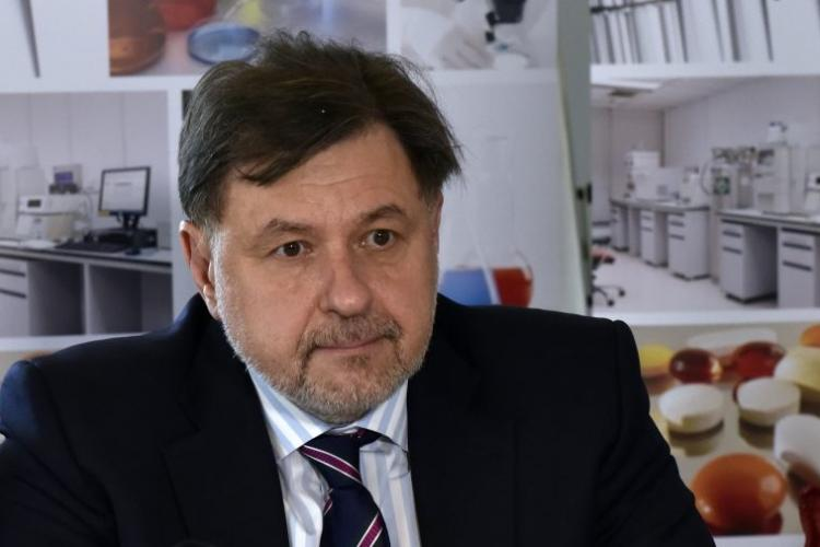Alexandru Rafila anunță că în următoarele săptămâni numărul infecțiilor va crește