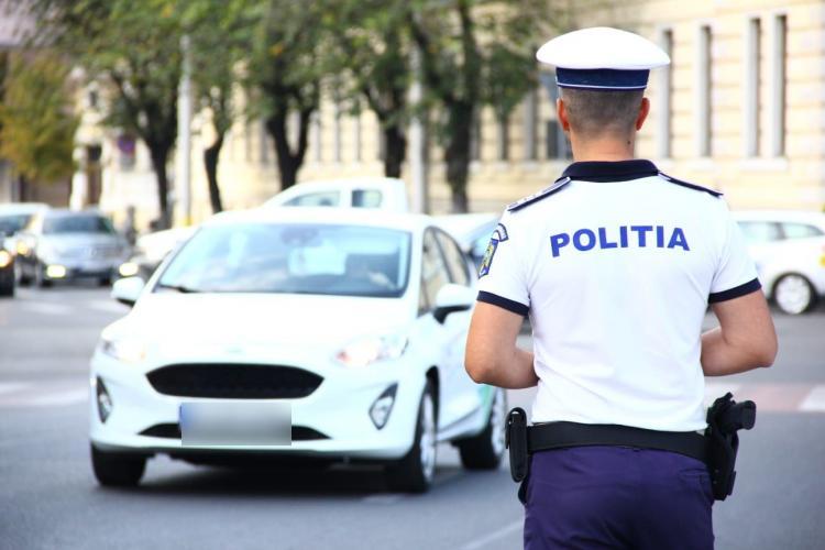 Polițist clujean de la rutieră mituit cu un apartament. A refuzat și s-a autodenunțat