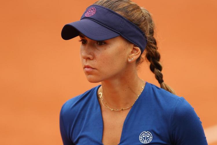 O româncă anonimă face furori la Roland Garros. E în turul III