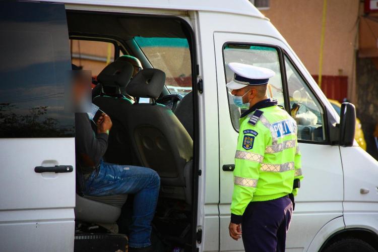 Poliția Cluj cluj are toleranță ZERO pentru cei care nu respectă regulile de prevenire a COVID-19