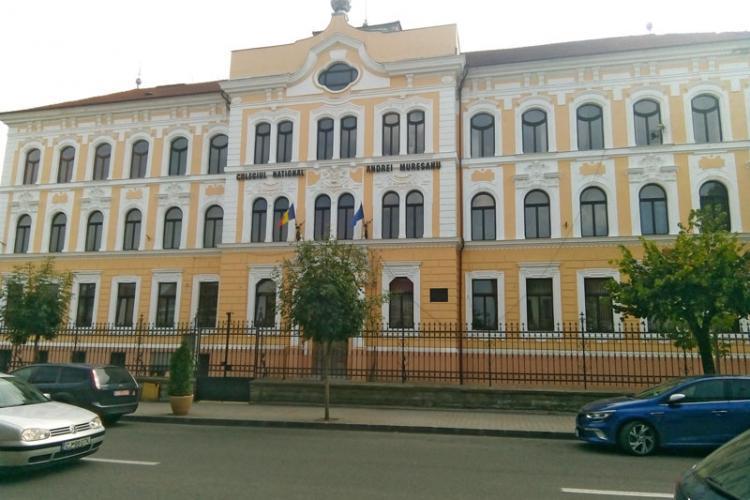 Liceele Andrei Mureșanu din Dej și Petru Maior din Gherla, închise după îmbolnăvirea cu COVID-19 a mai multor elevi