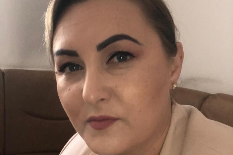 Subprefectul Clujului, Irina Munteanu, are COVID-19