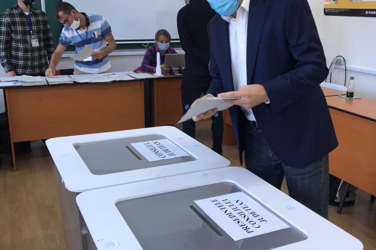 Senatorul Vasile-Cristian Lungu, candidatul PMP la Consiliul Județean Cluj, a votat pentru diversitate politică în forurile politice locale