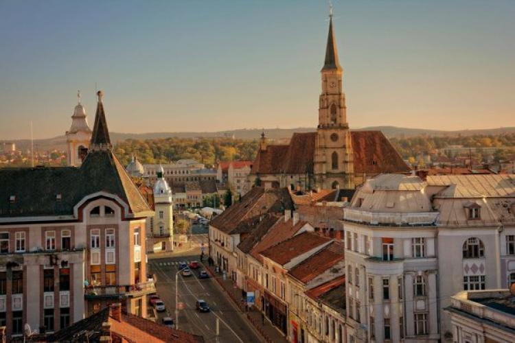 Clujul a pierdut trofeul de Capitală europeană a inovării 2020