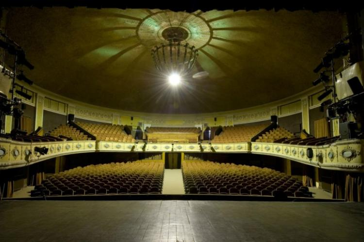 La Teatrul Maghiar Cluj sunt patru cazuri de COVID-19