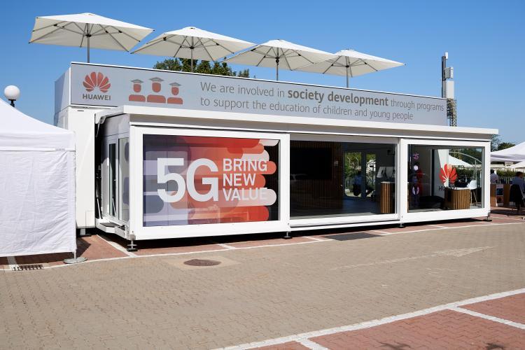 Huawei expune la Cluj cele mai noi tehnologii și aplicații 5G: De la învățământ la distanță, la produse pentru consumatori