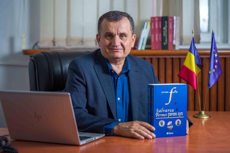 Candidatul PMP, Fiţiu Avram-cine este şi ce îşi doreşte pentru Cluj-Napoca (P)