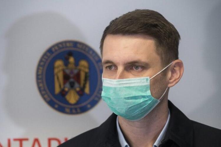 Prefectul Clujului, Mircea Abrudean, după ce Clujul a ajuns la 99 de cazuri de COVID: Relaxarea este puțin peste măsură - VIDEO