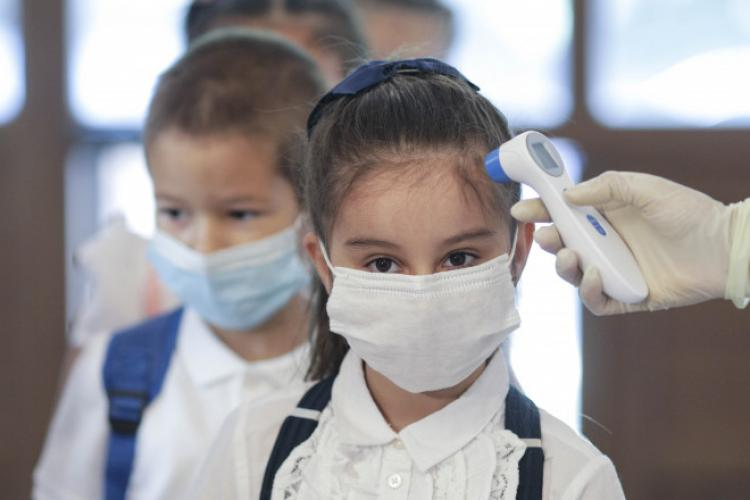 Prima școală din Cluj care se închide după ce trei elevi s-au infectat cu COVID 19
