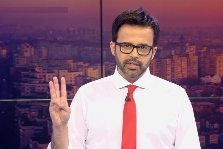 Antena 3 a primit amendă de la CNA, din vina lui Mihai Gâdea