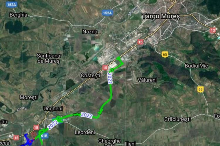 S-a mai terminat un tronson din Autostrada Transilvania! Din păcate veștile nu sunt în totalitate bune
