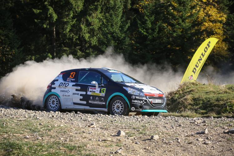 Accident grav la Cluj, la Total Transilvania Rally, în proba de la Dângău