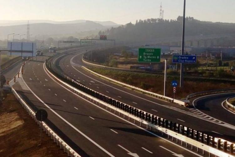 Se deschide autostrada Iernut-Cheţani, cu prezența lui Klaus Iohannis și Ludovic Orban