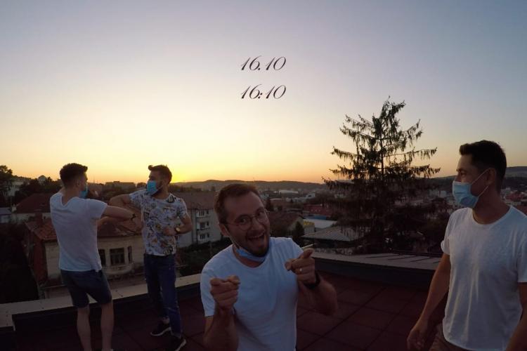 Doi membri ai trupei Ad Libitum Voices au COVID. Au lansat și trupa Asimptomatic - VIDEO