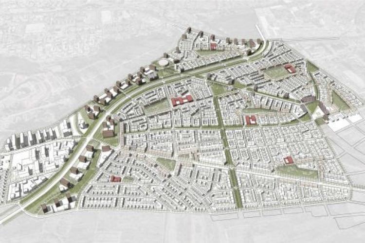 Masterplanul viitorului cartier Sopor - un oraș în oraș ce va fi realizat transparent și în parteneriat activ public-privat
