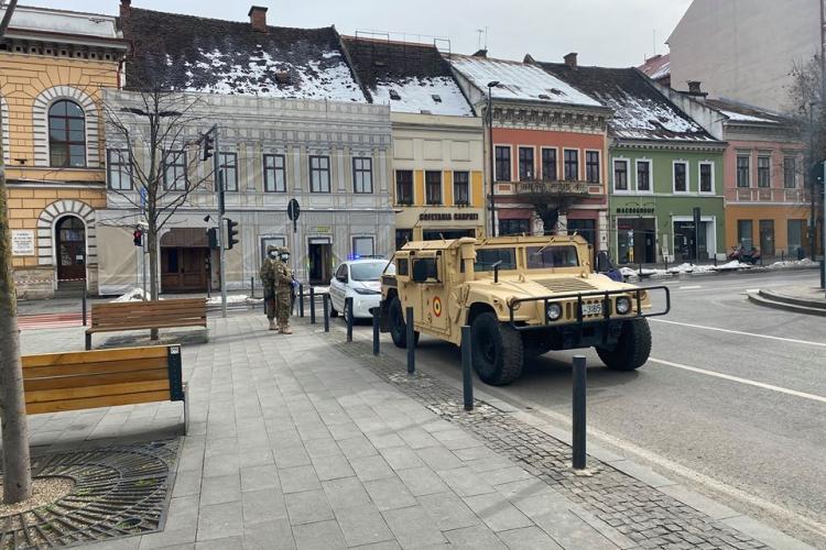 Cluj-Napoca are o rată de infectare de 6,2 la mia de locuitori! Dacă se aprobă ACEST act intrăm în carantină