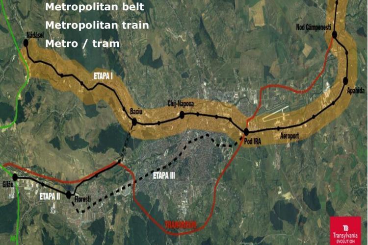 Primarul comunei Florești, Bogdan Pivariu: S-a semnat actul pentru Tren Metropolitan Florești - Cluj-Napoca - Baciu - Apahida - Jucu - Bontida