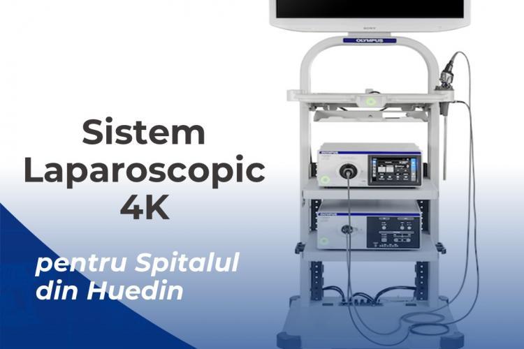 Spitalul din Huedin a primit un nou echipament ultraperformant, de aproape 500.000 lei. La ce este folosit