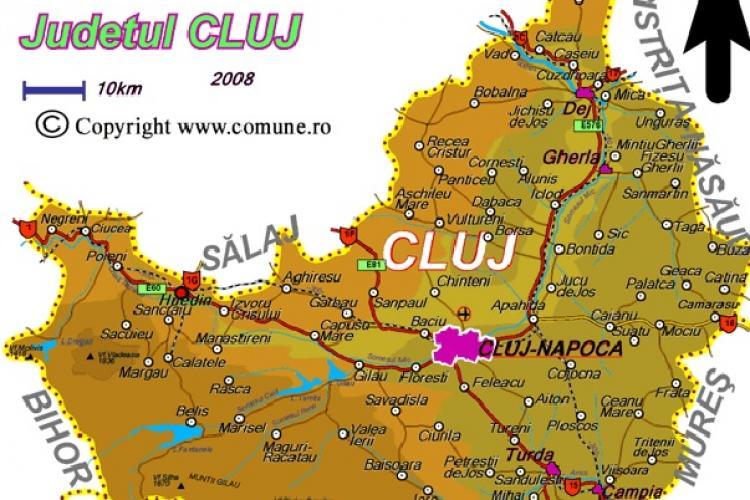 Un oraș din județul Cluj intră în carantină totală. E transmitere COVID-19 generalizată - EXCLUSIV