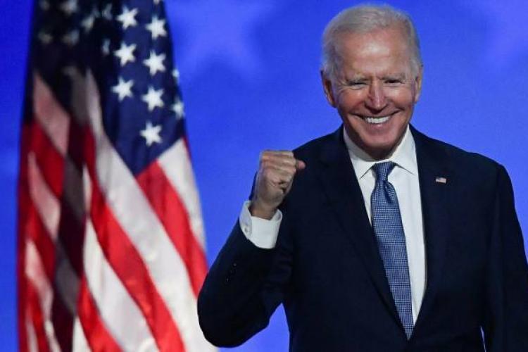 Joe Biden a ținut primul său discurs ca președinte ales al SUA: Este timpul să vindecăm America VIDEO