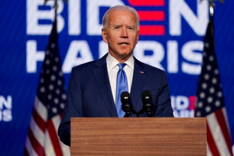 Joe Biden , dat câștigător al alegerilor prezidențiale din SUA