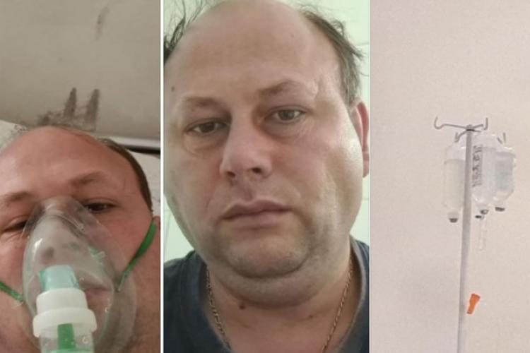 Un jandarm a murit de COVID-19, după ce înainte scria că nu crede în virus și toți sunt plătiți