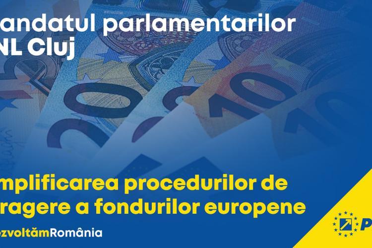 Guvernul liberal, cea mai mare rată de absorbţie a fondurilor europene de la momentul integrării în UE. Cum a folosit PNL banii europeni! (P)